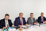 ZDH, Wollseifer, de Maizière, Präsident