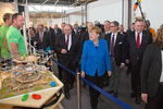ZDH, Wollseifer, Merkel, Präsident