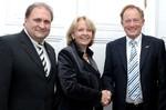 NRW, Ministerpräsidentin, Weltrich