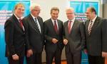 EU-Kommissar Oettinger, HWK, Koblenz, Energiepolitischer Austausch