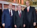 Gauck, Wollseifer, Kentzler, ZDH, Präsidenten