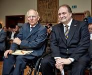 Finanzminister Schäuble, Wollseifer, ZDH, Steuerforum 2014